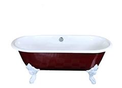 铸铁浴缸优缺点简析 让你的生活滋润起来