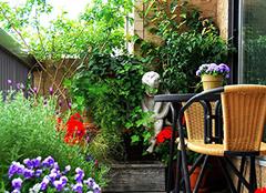 阳台花园如何设计装修 让家居成为空中花园