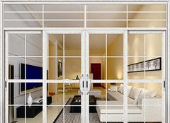 玻璃推拉门的好处有哪些 给家居多一点选择