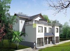 别墅设计方案说明 农村人才是真土豪