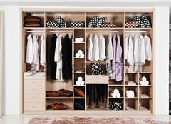 走入式衣柜品牌 点缀家居更质感