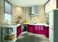 厨房瓷砖选购有哪些注意点  好看并不意味合适
