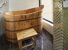 木桶浴缸如何选购比较好呢 三个小技巧要知道