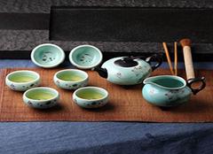 简析茶具的品种 提高生活品质(下)