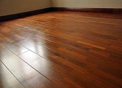 实木地板选购事项 延长地板寿命