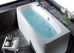 浴缸常见材质都有哪些 你会怎么选择呢