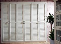 衣柜门板材质有哪些 介绍四种最常用材质