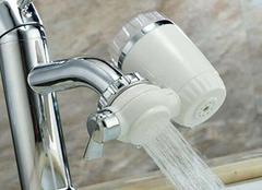 水龙头自来水过滤器选购误区有哪些 如何避免?