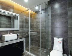 淋浴房的最小尺寸是多少 整体淋浴房的尺寸又是多少