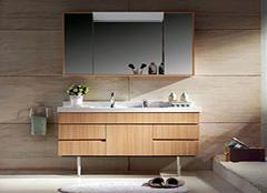 浴室柜安装三大要点简析 快快涨涨姿势吧