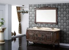 盘点三种浴室柜的优缺点 让卫浴更美观