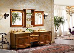 橡木浴室柜都有哪些优点呢 您卫浴的好选择