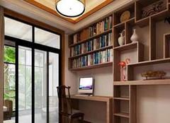 小书房装修效果图 小书房装修布置要注意哪些细节
