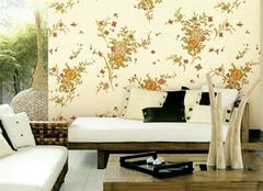 木纤维壁纸好在哪  让家居生活更有质感