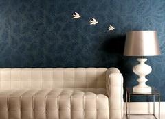 中式家居怎么选壁纸  让家装效果如图画般惊艳