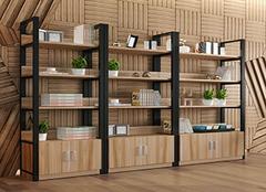 墙壁如何做书架 提高生活品质