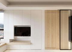 如何在我们的家中制作隐形门 不同区域选择不同设计