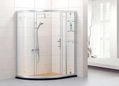 淋浴房哪个品牌好呢 让洗澡更健康