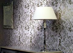 家居墙面刷漆后能否贴壁纸  壁纸铺装也有步骤