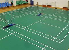 羽毛球地板选购谨防的四大误区
