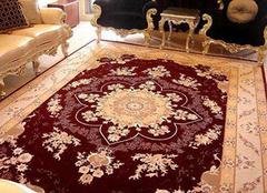 波斯地毯的四大优势讲解 第一点就很震撼