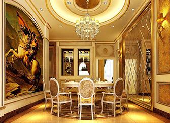 巴洛克风格有哪些装修要点 打造室内奢华特色