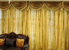 欧式窗帘选什么颜色好看 让家居环境更协调