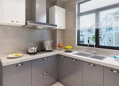 橱柜颜色配搭方法 让厨房也变得有格调