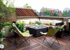 阳台花园设计怎么做 打造不一样的阳台风景