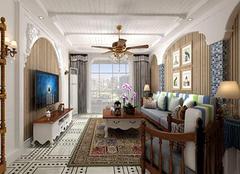 美式装修风格样板房设计有哪些元素 打造精品样板房设计