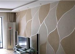 家装壁纸效果图风格哪些好 现代风格比较流行
