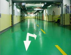 在环氧地坪漆施工中 环氧地坪漆的优势是什么