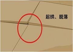 冬季瓷砖为什么会拱起 冬季瓷砖爆裂的原因