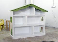 设计儿童书架的注意事项 助力孩子成长