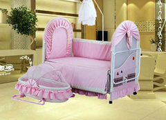 双胞胎婴儿床价格 双胞胎婴儿床尺寸多少合适