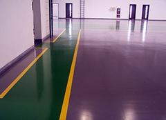 聚氨酯地坪涂料 聚氨酯地坪漆工艺