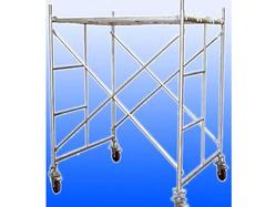 移动脚手架使用优势  移动脚手架价格