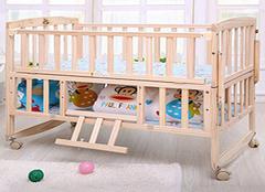 二手婴儿床尺寸多大适宜 购买婴儿床注意事项