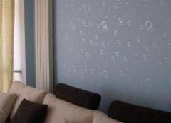 如何判断液体壁纸的优劣 主要是看这四方面