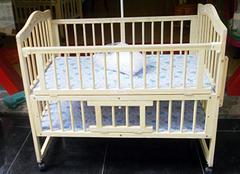 MC280型号好孩子婴儿床尺寸 婴儿床的材质有哪些