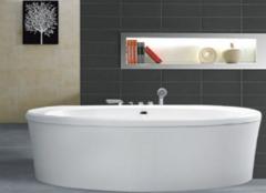 亚克力浴缸哪个牌子好 热销品牌推荐