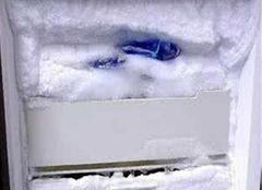 电冰箱冷藏室结冰有什么解决方法
