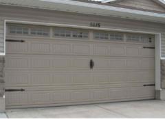 车库门价格是多少 尺寸又是多大呢