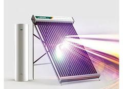  分体式太阳能热水器好不好 特点分析是否值得买