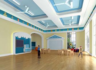 幼儿园装修设计方案 孩子最快乐的地方
