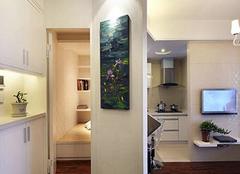 60平米装修设计说明 空间小装修不再难