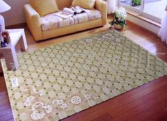 手工地毯价格贵不贵 怎么选购呢