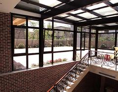 不同风格的阳光房设计效果图 不同阳光房设计要点也不同