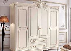 欧式家具衣柜品牌哪家好 欧式家具哪个牌子好