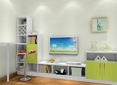 电视柜设计搭配要点 怎么选择电视柜